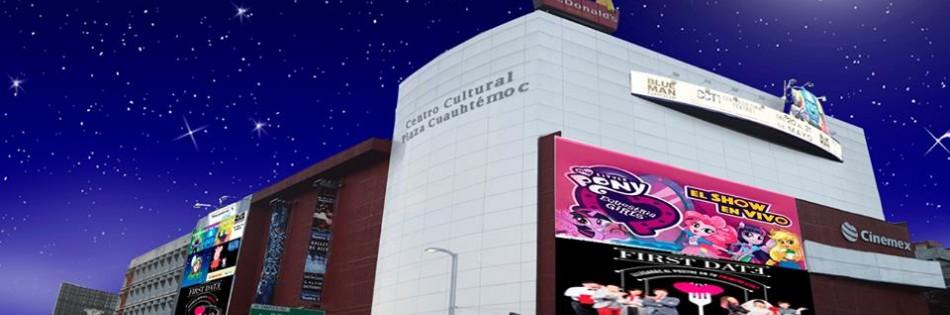Centro Cultural Plaza Cuahutemoc